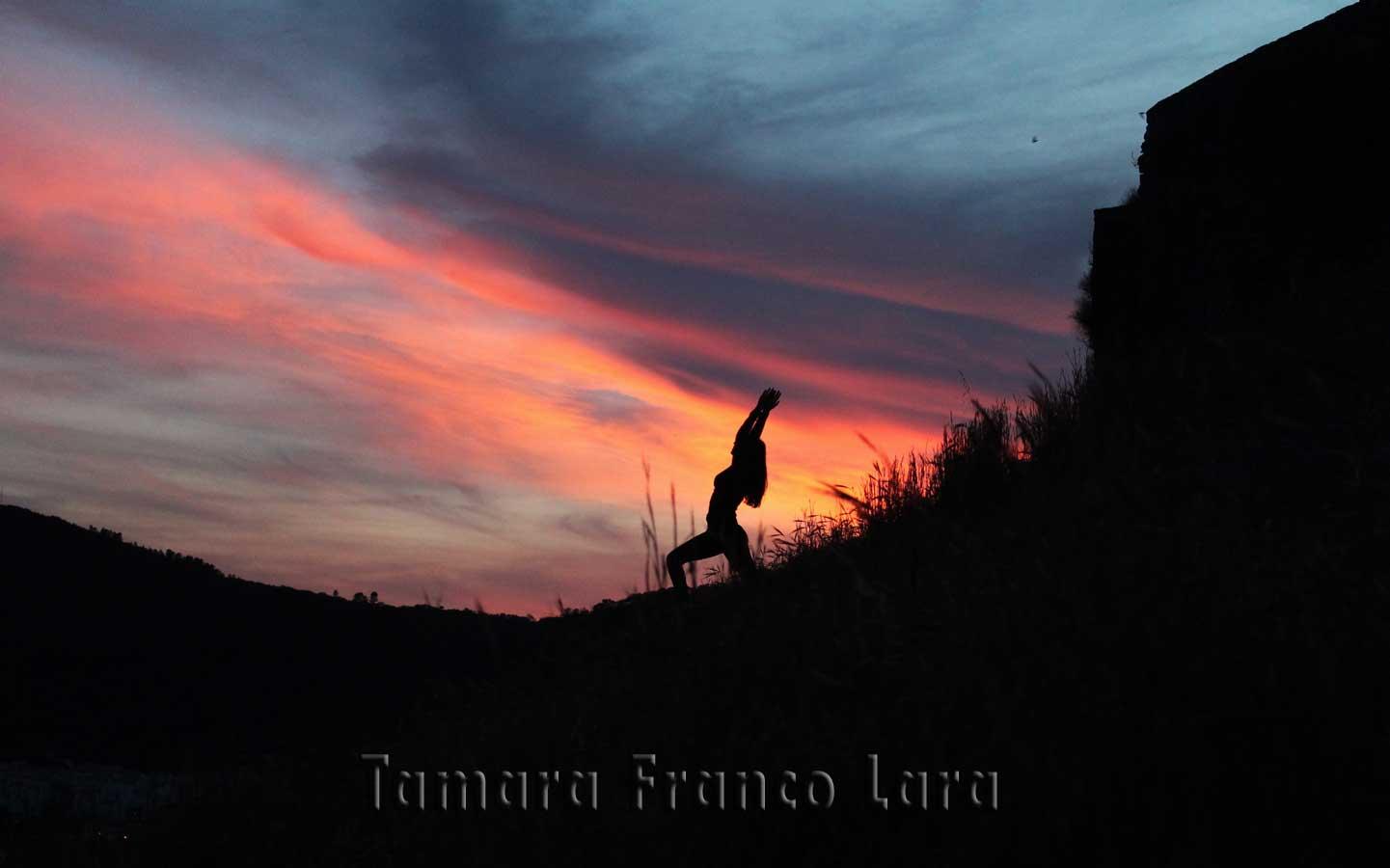 """""""Asana"""" por Tamara Franco Lara"""