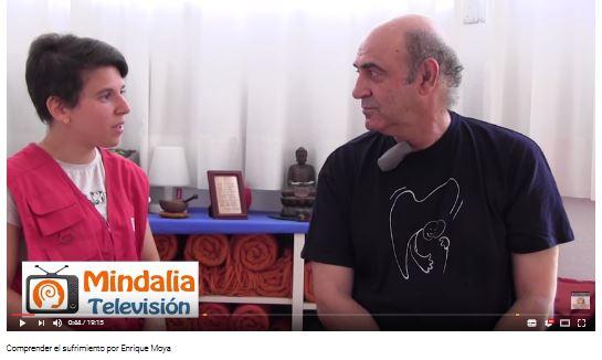 VídeoComprender el sufrimiento por Enrique Moya