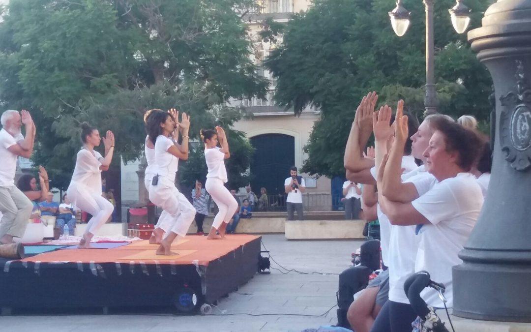 Seminarios Formativos y voluntariado del IAYoga. Responsabilidad social y difusión del Yoga.