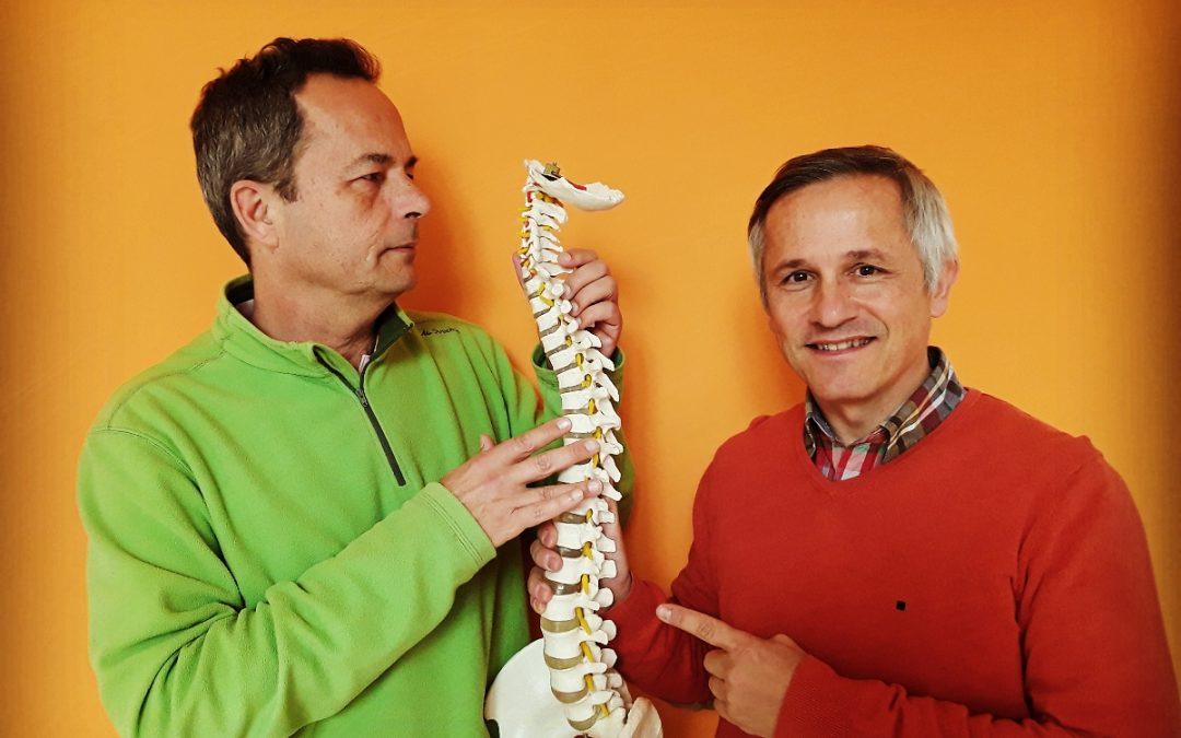 """""""La columna vertebral 3/ De lo telúrico a lo luminoso"""" Con nuestro compañero José de San Juan en Yoga en Red"""