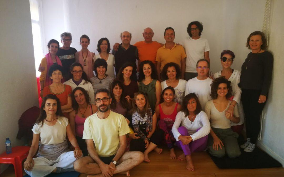 """Abiertas las inscripciones: """"Conciencia de Encuentro"""", fin de semana de yoga y meditación, con Enrique Moya, Joaquín G Weil y Rafael Valencia. Montes de Málaga. 6-8 julio."""