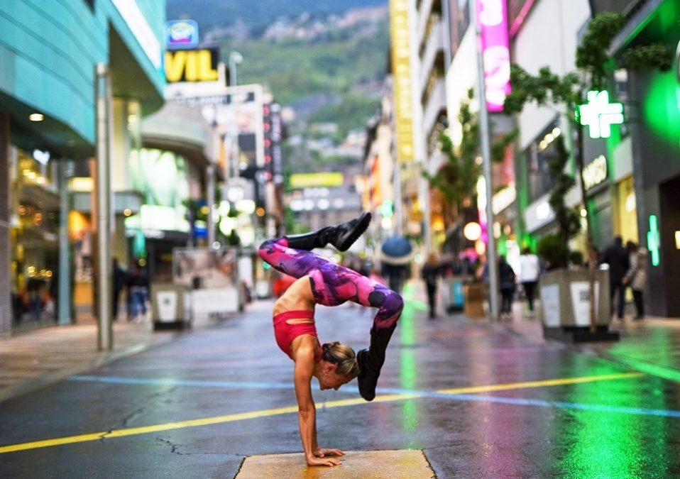 Resultado del IV Certamen de Fotografía sobre Yoga y Meditación, Día Internacional del Yoga