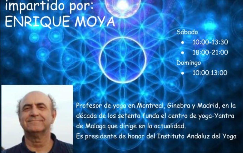 Curso con Enrique Moya: Conciencia De Deseo Conciencia De Encuentro. Casa Pepe Bravo, Alozaina