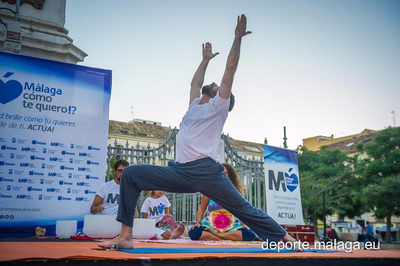 III Curso Formativo de Instrucción en Yoga del Instituto Andaluz del Yoga (IAYoga).
