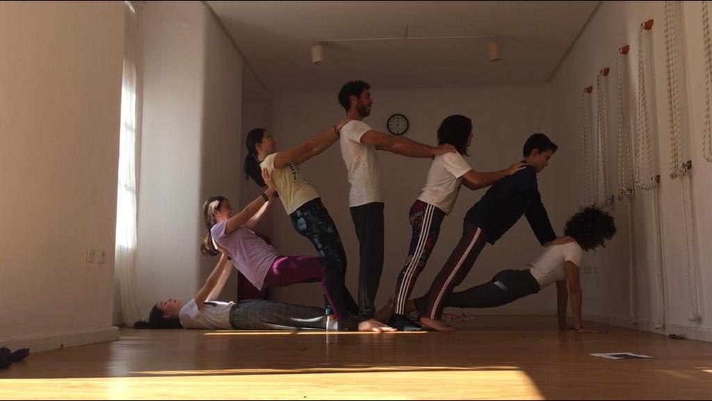 2º Encuentro Challenge  de Jóvenes Yoguis sábado 3 de febrero 10'30 de la mañana YogaSala Málaga