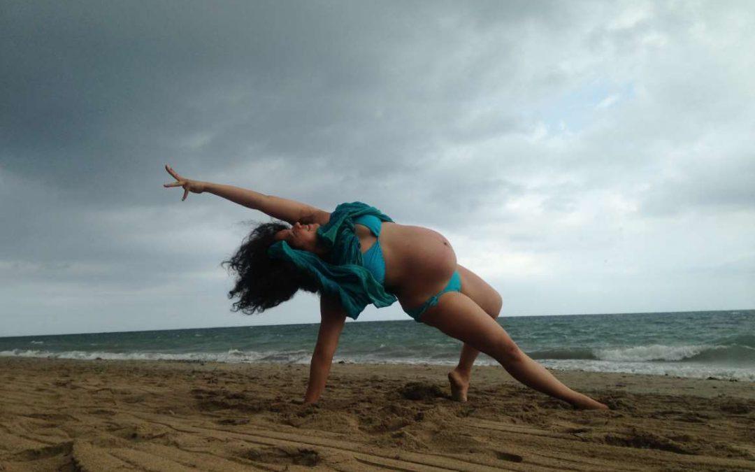 """Resultado del V Certamen de Fotografía sobre Yoga y Meditación, Día Internacional del Yoga: """"La vida expresándose"""" de Yajaira Almeida Gutiérrez."""