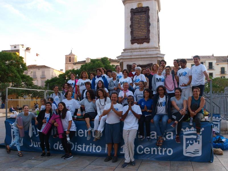 Memoria de la Gestión del Instituto Andaluz del Yoga Año 2019