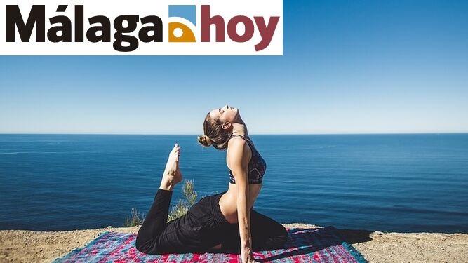"""En el diario Málaga Hoy. Entrevista con el presidente del IAYoga, Joaquín G Weil """"El yoga, una ayuda para gestionar el miedo durante el confinamiento del coronavirus"""""""