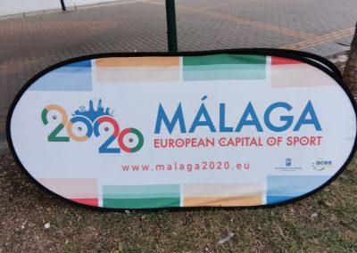 06 Yoga IAYoga Área Deporte Ayuntamiento de Málaga 2020 Verano Deportivo